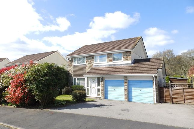 Thumbnail Detached house for sale in Tiddy Brook Road, Whitchurch, Tavistock