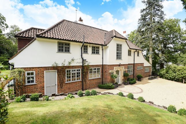 Thumbnail Detached house to rent in Heathfield Road, Keston