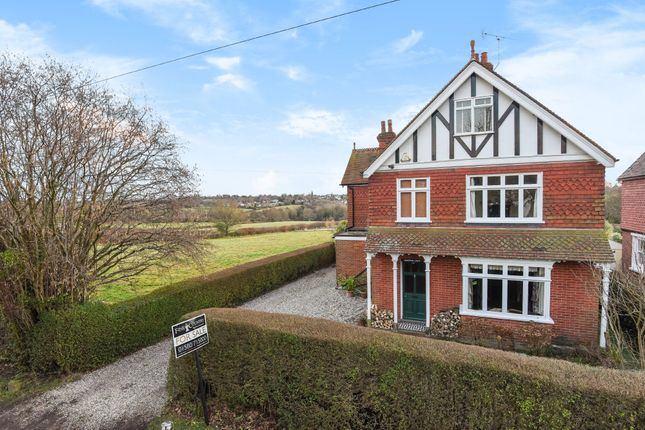 Thumbnail Detached house for sale in Detached Edwardian House, Heartenoak Road, Hawkhurst