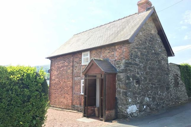 Thumbnail Cottage to rent in Ty Coch, Llanerfyl, Welshpool, Powys
