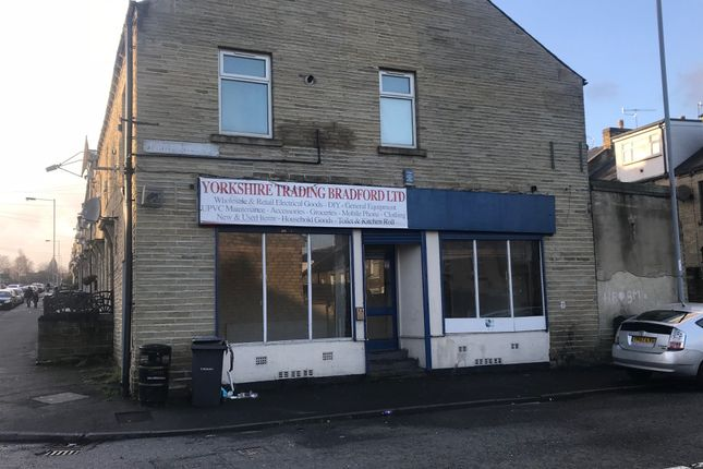 Retail premises to let in 157 Round Street, West Bowling, Bradford