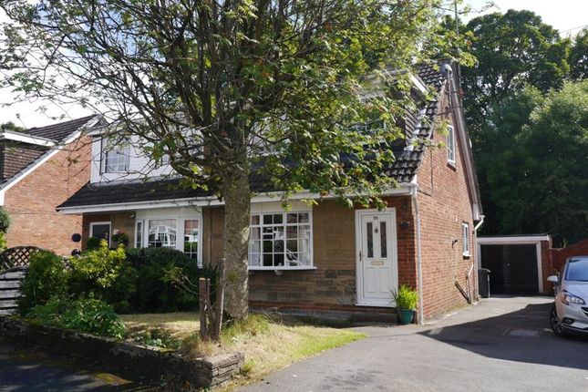 Thumbnail Semi-detached house to rent in Selby Close, Accrington