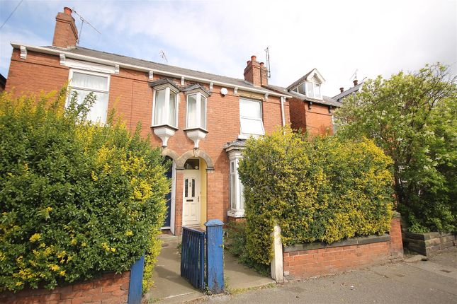 Thumbnail Semi-detached house for sale in Chatsworth Road, Brampton, Chesterfield