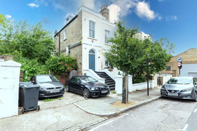 Thumbnail Semi-detached house for sale in Beacon Hill, Hillmarton Conservation Area, Islington, London