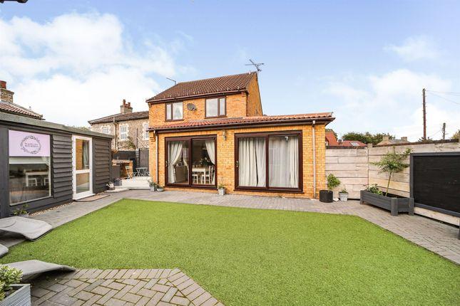 Thumbnail Detached house for sale in Church Road, West Row, Bury St. Edmunds