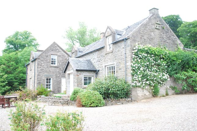 Thumbnail Detached house to rent in Dovecote House, Kilfinan, Tighnabruaich