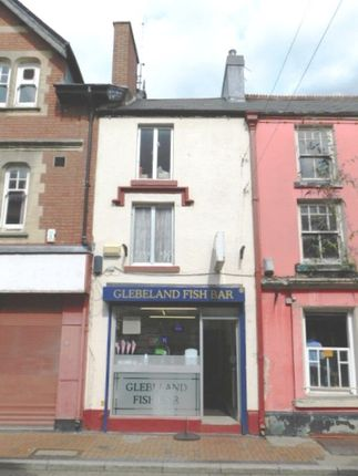 Thumbnail Restaurant/cafe for sale in Glebeland Street, Merthyr Tydfil