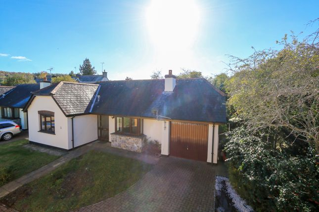 Thumbnail Detached bungalow for sale in Moorland View, Buckfastleigh