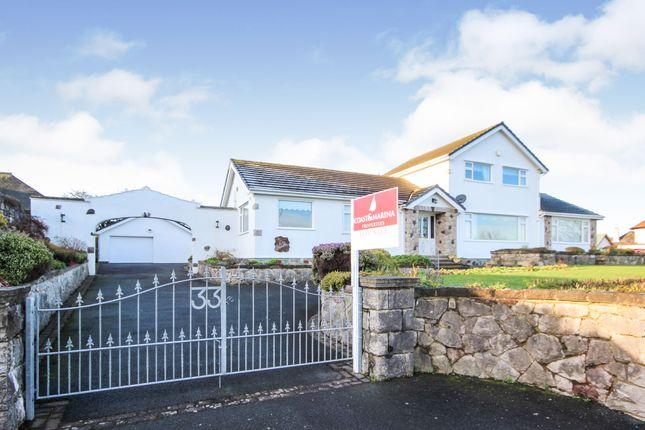 Thumbnail Bungalow for sale in Cayley Promenade, Rhos On Sea