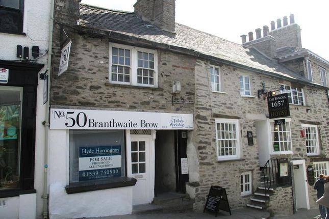 Thumbnail Retail premises for sale in 50 Branthwaite Brow, Kendal, Cumbria