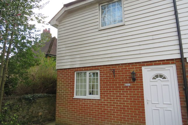 Thumbnail Cottage for sale in Swan Street, West Malling