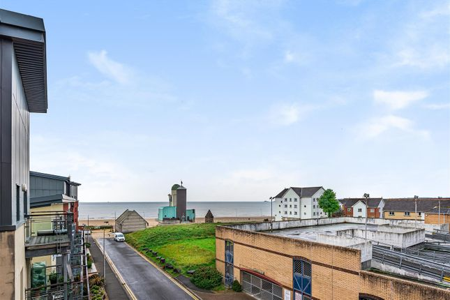 Thumbnail Flat for sale in St. Christophers Court, Marina, Swansea