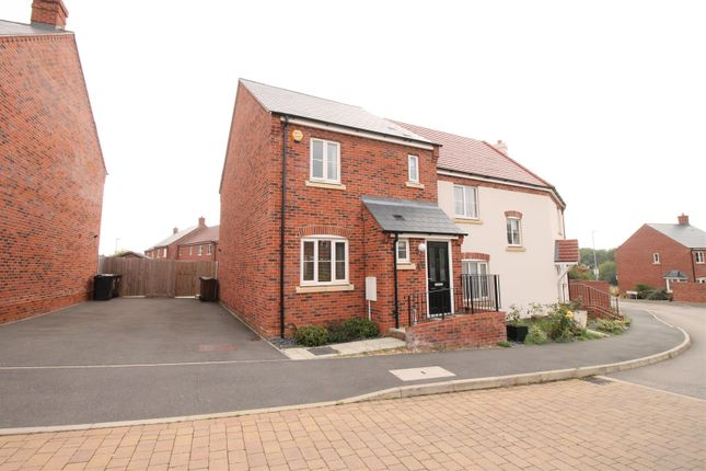 Thumbnail Property for sale in Brampton Grange Drive, Daventry