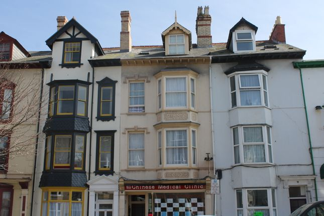 Thumbnail Block of flats for sale in North Parade, Aberystwyth