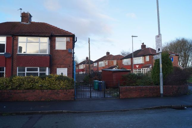 Thumbnail Semi-detached house for sale in Abbey Hey Lane, Gorton, Manchester