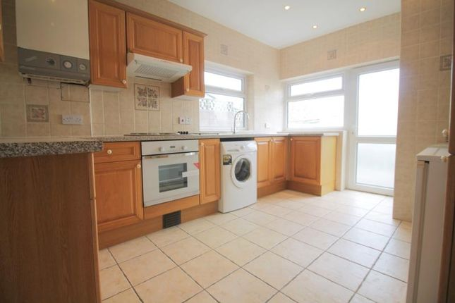 Thumbnail Terraced house to rent in Inglefield Avenue, Heath, Cardiff