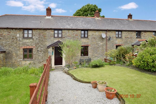 Thumbnail Cottage to rent in College Row, Probus, Truro