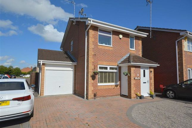 Thumbnail Detached House For Sale In Downy Close Quedgeley Gloucester