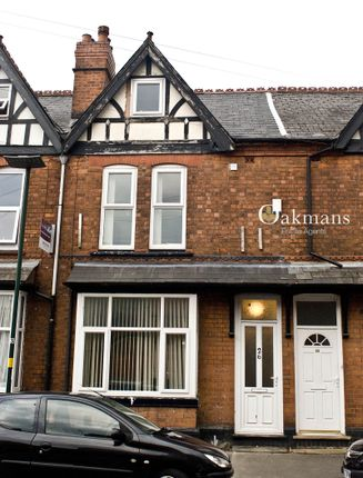 Thumbnail Property to rent in Harold Road, Birmingham, West Midlands.