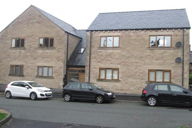 Thumbnail Flat to rent in 4 Old Village New Street, Lees, Oldham