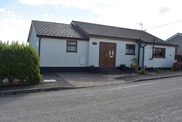 Thumbnail Bungalow to rent in Church Close, Marloes, Haverfordwest