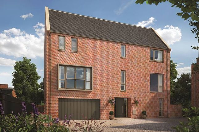 """Thumbnail Detached house for sale in """"The Whittle"""" at Hobson Avenue, Trumpington, Cambridge"""