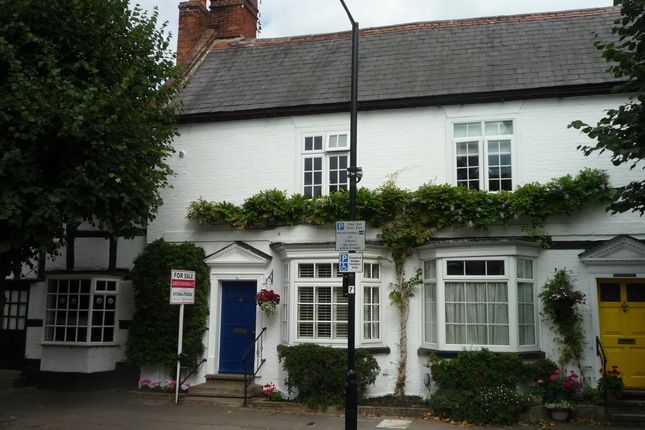 Thumbnail Town house for sale in High Street, Henley In Arden