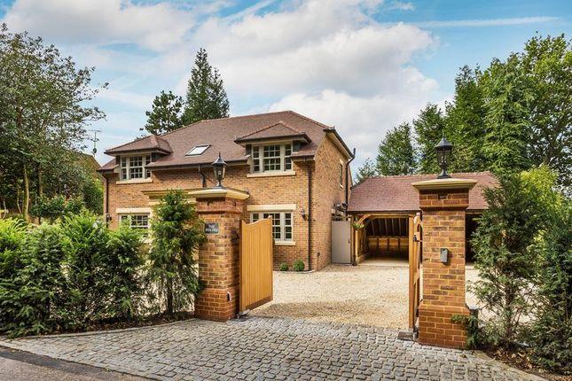 Detached House For Sale In Woolmer Lane Bramshott Liphook