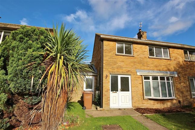 Thumbnail Semi-detached house to rent in Upthorpe Drive, Wantage
