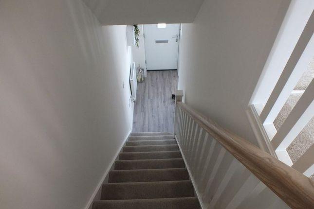 Staircase of Carsington Drive, Sandyford, Stoke-On-Trent ST6
