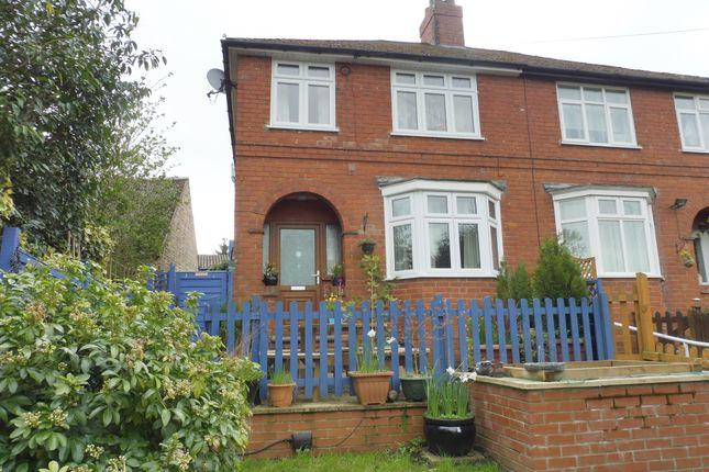 Thumbnail Semi-detached house for sale in Main Street, Greetham, Oakham