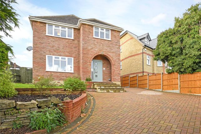 Thumbnail Detached house for sale in Kingston Road, Leatherhead, Surrey