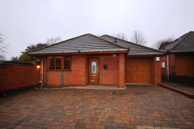 Thumbnail Bungalow to rent in Chase Road, Burntwood