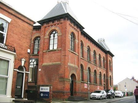 Thumbnail Office for sale in 10A Marsden Street, Chesterfield
