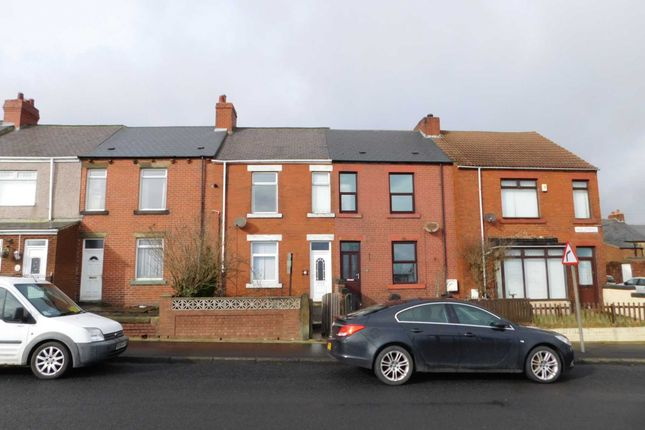 Thumbnail Terraced house to rent in Gray Terrace, Stanley