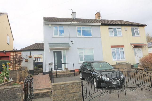 3 bed semi-detached house for sale in Alandale Road, Bradley, Huddersfield HD2