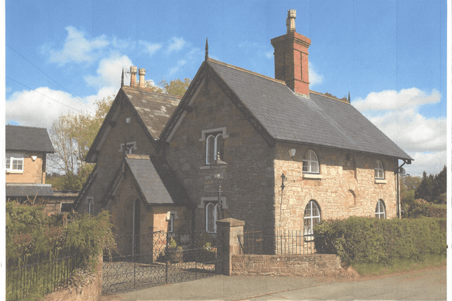Thumbnail Detached house for sale in Weston Rhyn, Oswestry