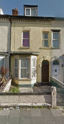 Thumbnail Terraced house to rent in Grosvenor Street, Blackpool