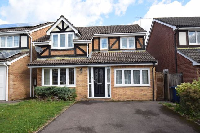 Thumbnail Detached house to rent in Fox Leigh, High Wycombe