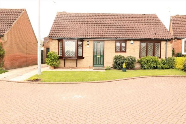 Thumbnail Detached bungalow to rent in Hunters Croft, Haxey, Doncaster