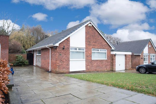Thumbnail Bungalow for sale in Quickswood Drive, Liverpool