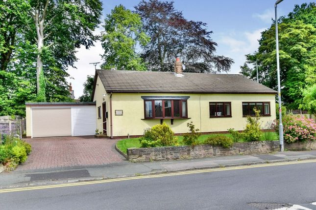 Thumbnail Bungalow for sale in Bulkeley Road, Handforth, Wilmslow