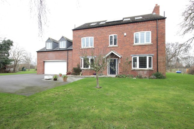 Thumbnail Detached house for sale in Hay Green, Fishlake, Doncaster