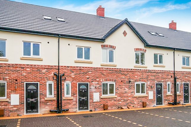 Thumbnail Town house to rent in Lime Tree Mews, Rope Lane, Shavington