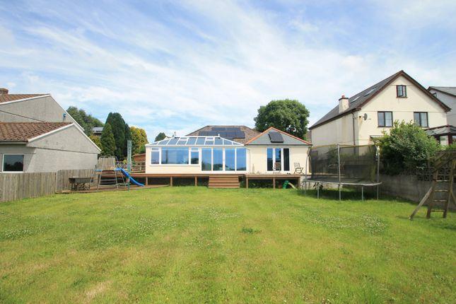 Thumbnail Detached bungalow for sale in Church Park, St. Mellion, Saltash