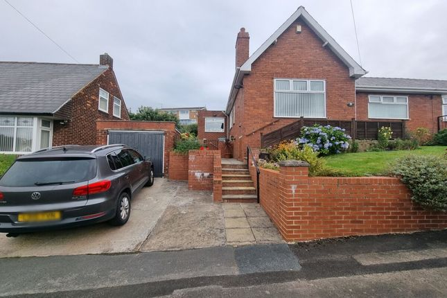Thumbnail Bungalow for sale in West Acre, Consett