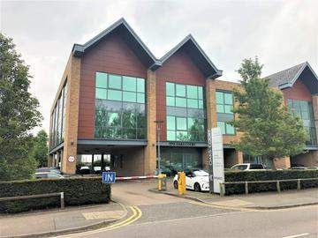 Thumbnail Office to let in Warwick Road, Borehamwood