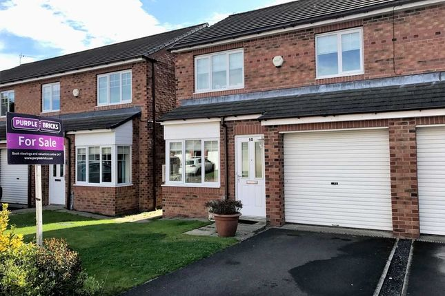 Thumbnail Semi-detached house for sale in Orchard View, Linton, Morpeth