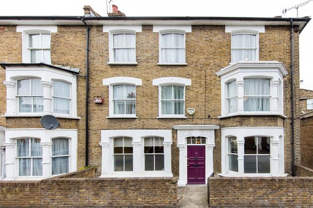 Thumbnail End terrace house for sale in Stockwell Green, London, London