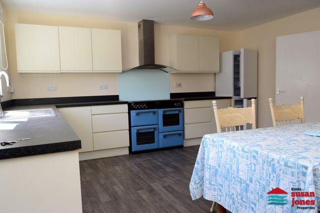 Thumbnail Semi-detached house for sale in Maes Twnti, Lon Isaf, Morfa Nefyn, Pwllheli